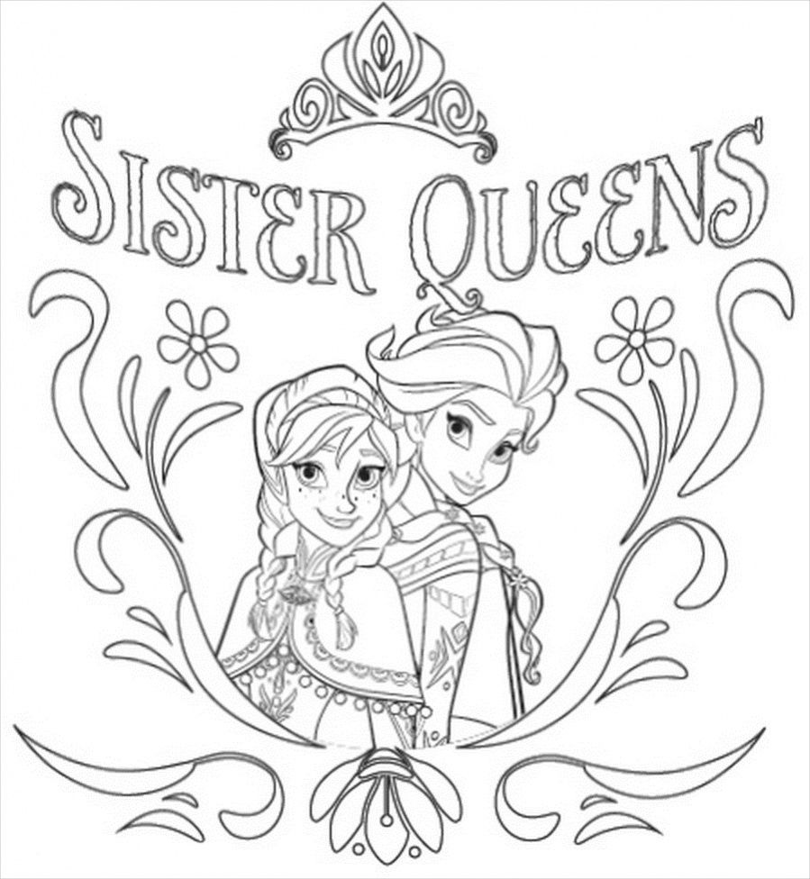 100 Frozen Coloring Book Pdf Download Best Hd Frozen Coloring Frozen Coloring Pages Coloring Pages