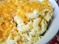 Southern Mac 'n Cheese | candyland | Mac, cheese recipe soul