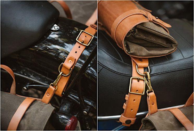 pack animal robuste vintage taschen f rs motorrad bike. Black Bedroom Furniture Sets. Home Design Ideas