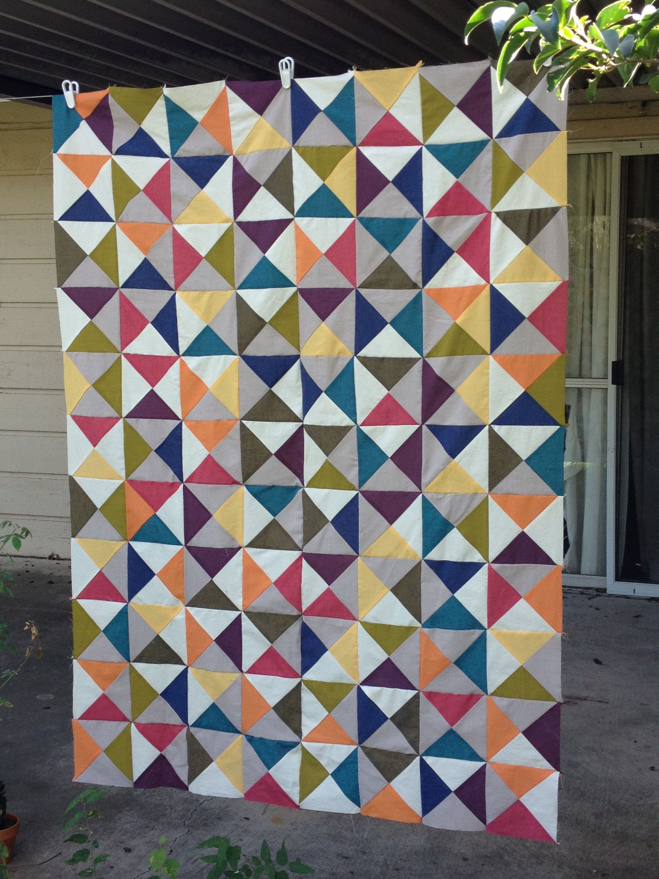 broken dishes quilt pattern - Google Search | Scrap Quilts ... : broken dishes quilt - Adamdwight.com