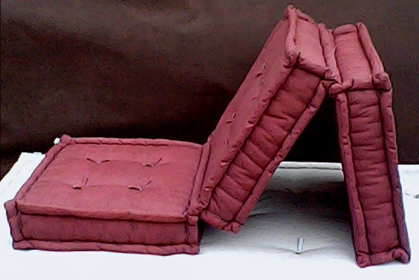 COLCHÃO DOBRAVEL :: Mega Puff Design