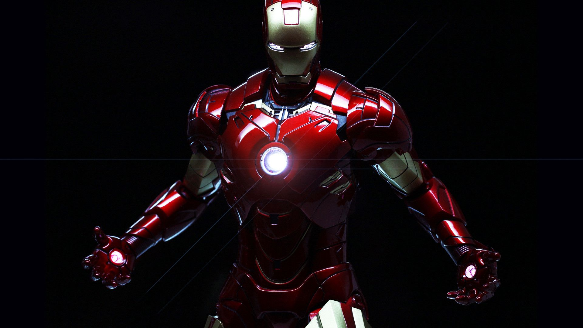 Iron Man 3 Wallpaper Iron Man Pahlawan Super Marvel
