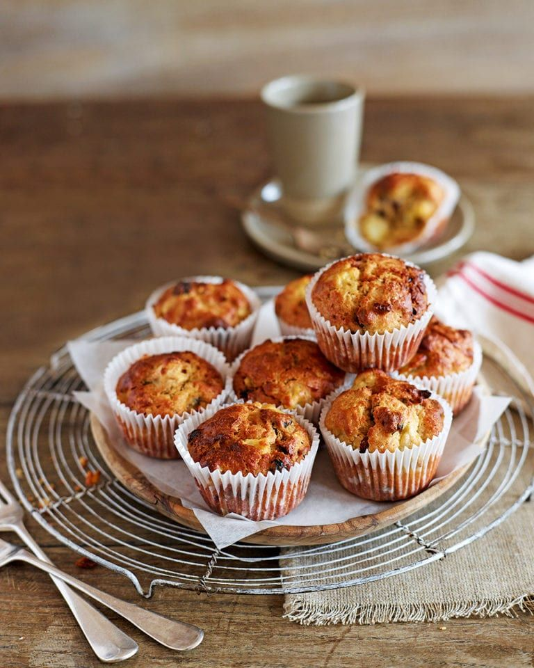 Banana And Pear Muffins Recipe Delicious Magazine Recipe Food Healthy Banana Muffins Pear Muffins Recipes
