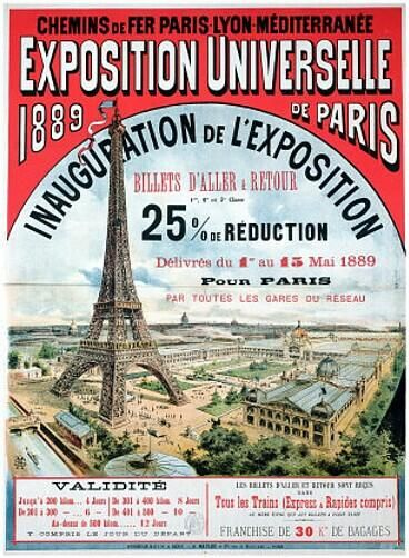 Theinnerinteriorista On Vintage Ephemera Paris Eiffel Tower