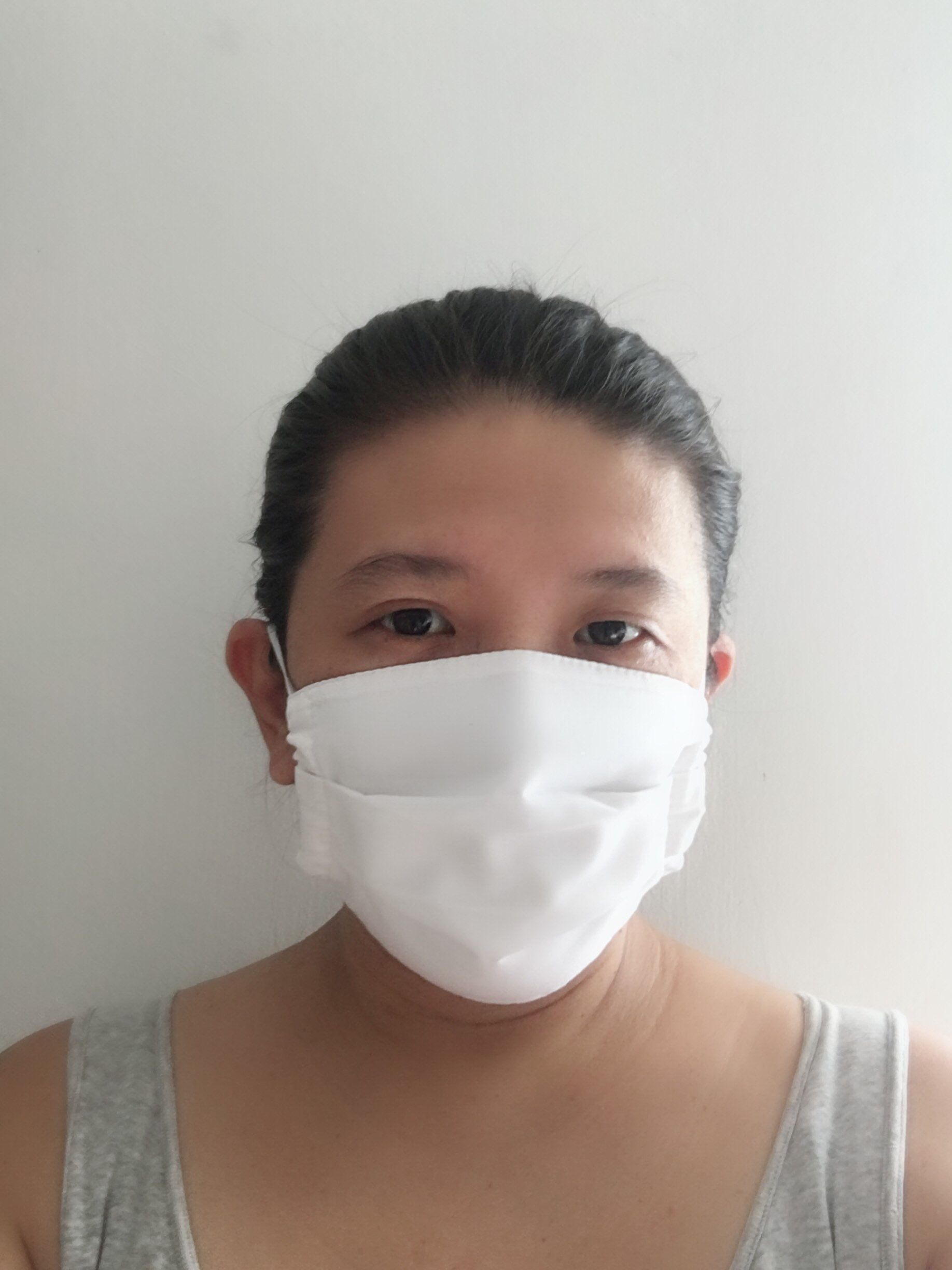 surgical paper face mask