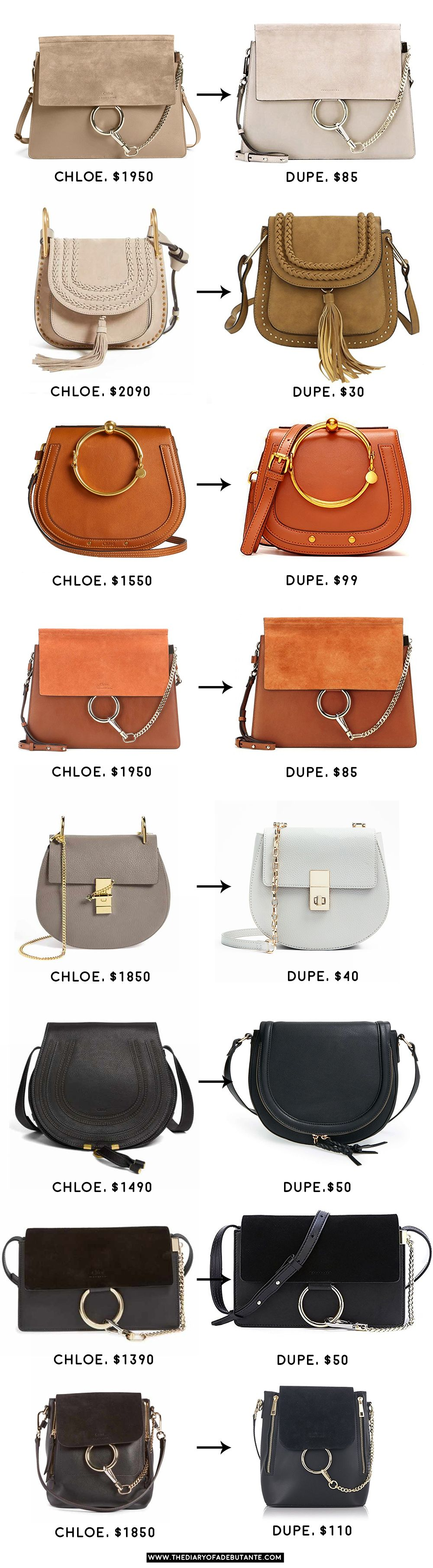 The Best Chloe Look Alike Bags (And Where to Find Them)  f7c6e878f