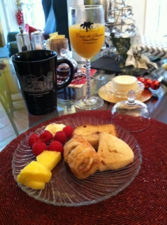 casa de Suenos bed and breakfast | Casa de Suenos Bed and Breakfast: Personal Home Made Breakfast