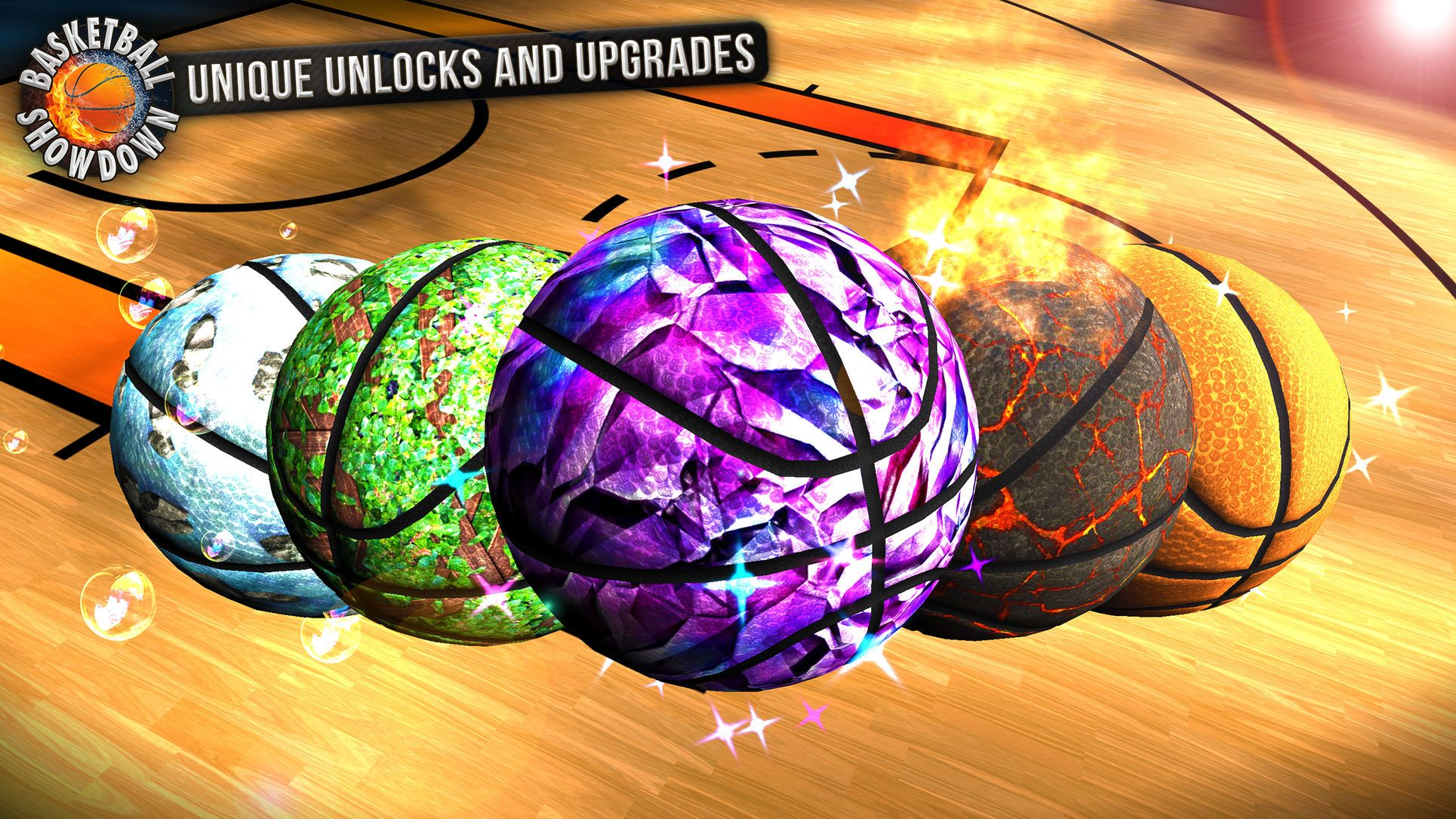 Basketball Showdown EntertainmentActioniosSports