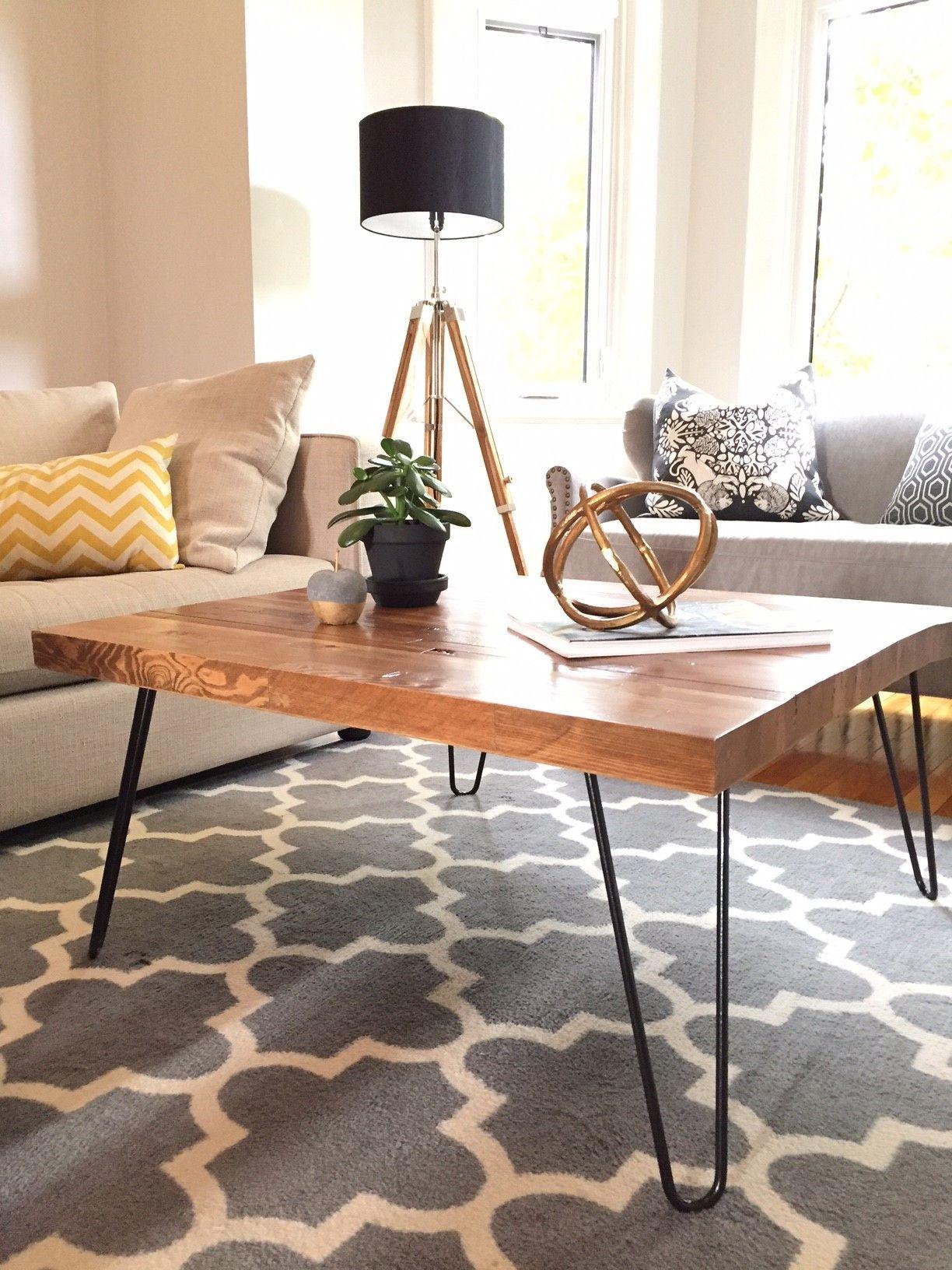 27+ Wood block coffee table diy ideas in 2021
