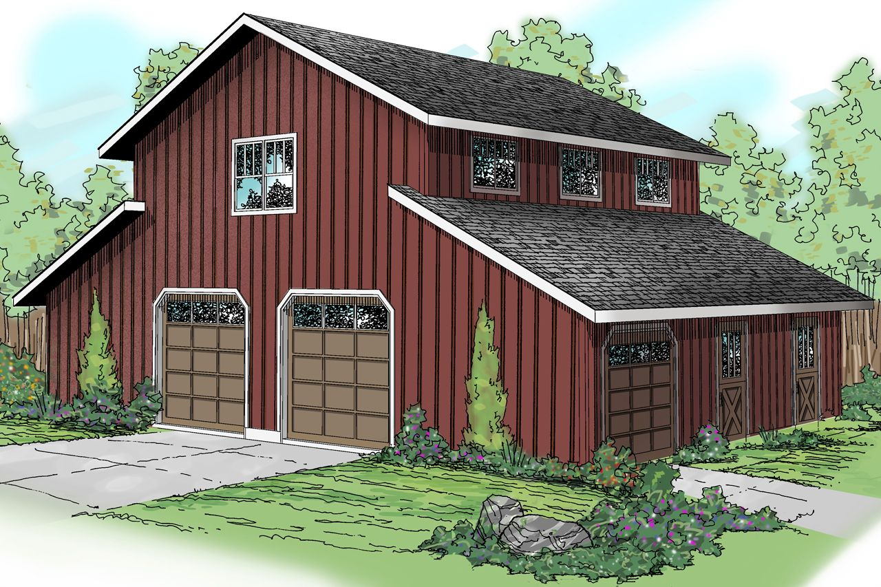 Pin By Tmurphyinvestments On Barn Shop In 2021 Farmhouse Style House Plans Barn Garage Plans Barn Style House