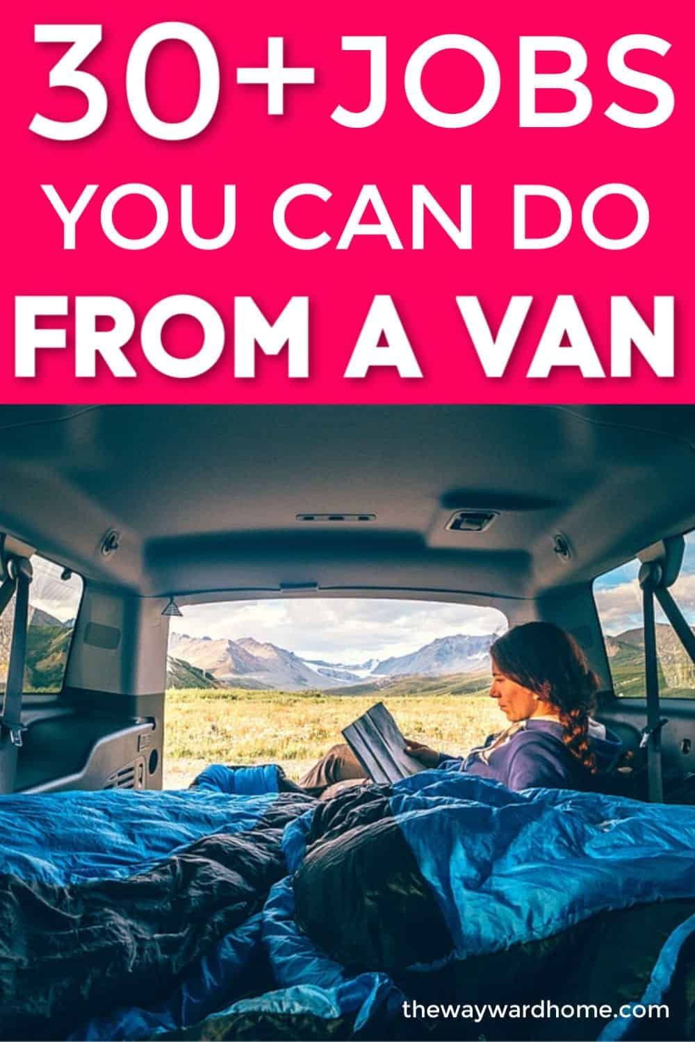 Photo of Want to find ways to make money while living the van life or full-time RVing? He…