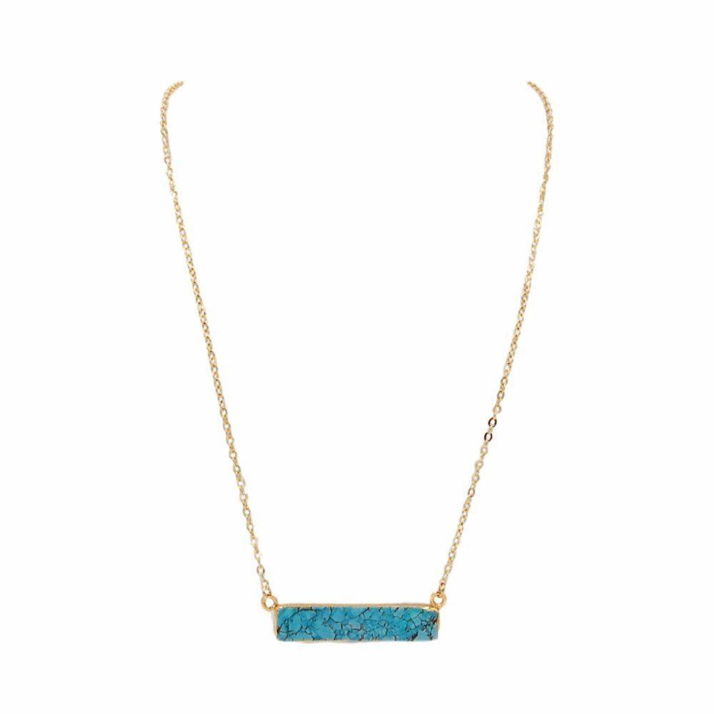 Turquoise Kashmir Necklace