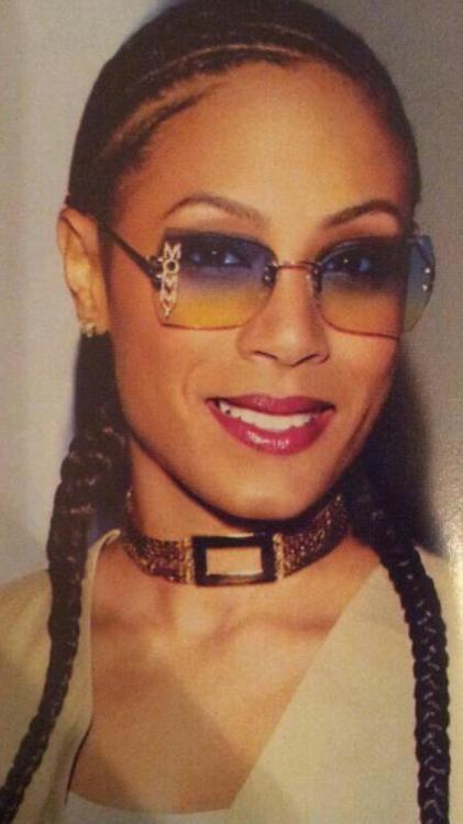 Jada Pinkett-Smith braids | Ghana braid styles, Braids ...