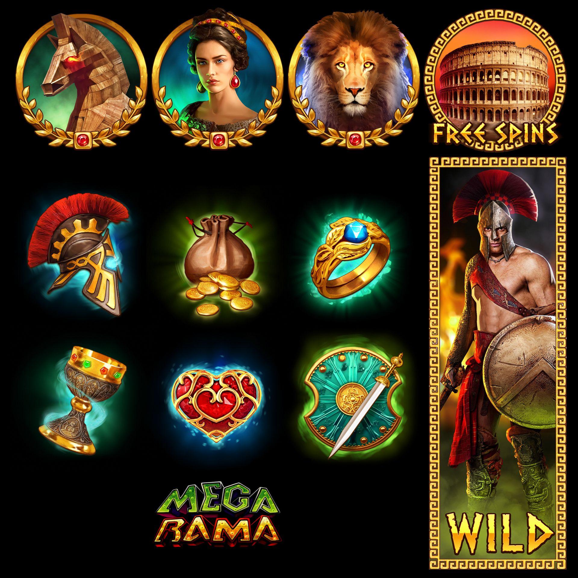 casino online game art slots