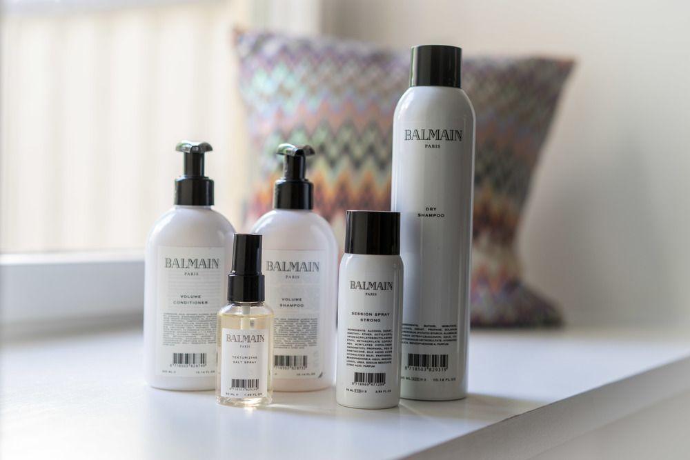 b53898ee Balmain Hair Products Salt Spray Volume Conditioner Volume Shampoo Session  Strong Spray Dry Shampoo