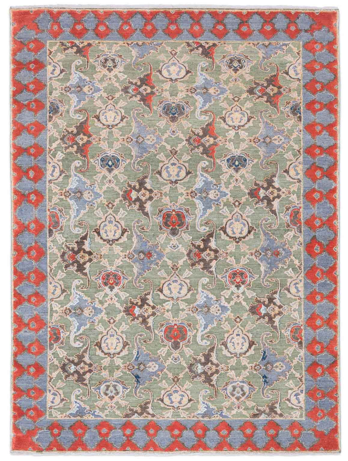 Polonaise No 05 Rug By Knots Rugs