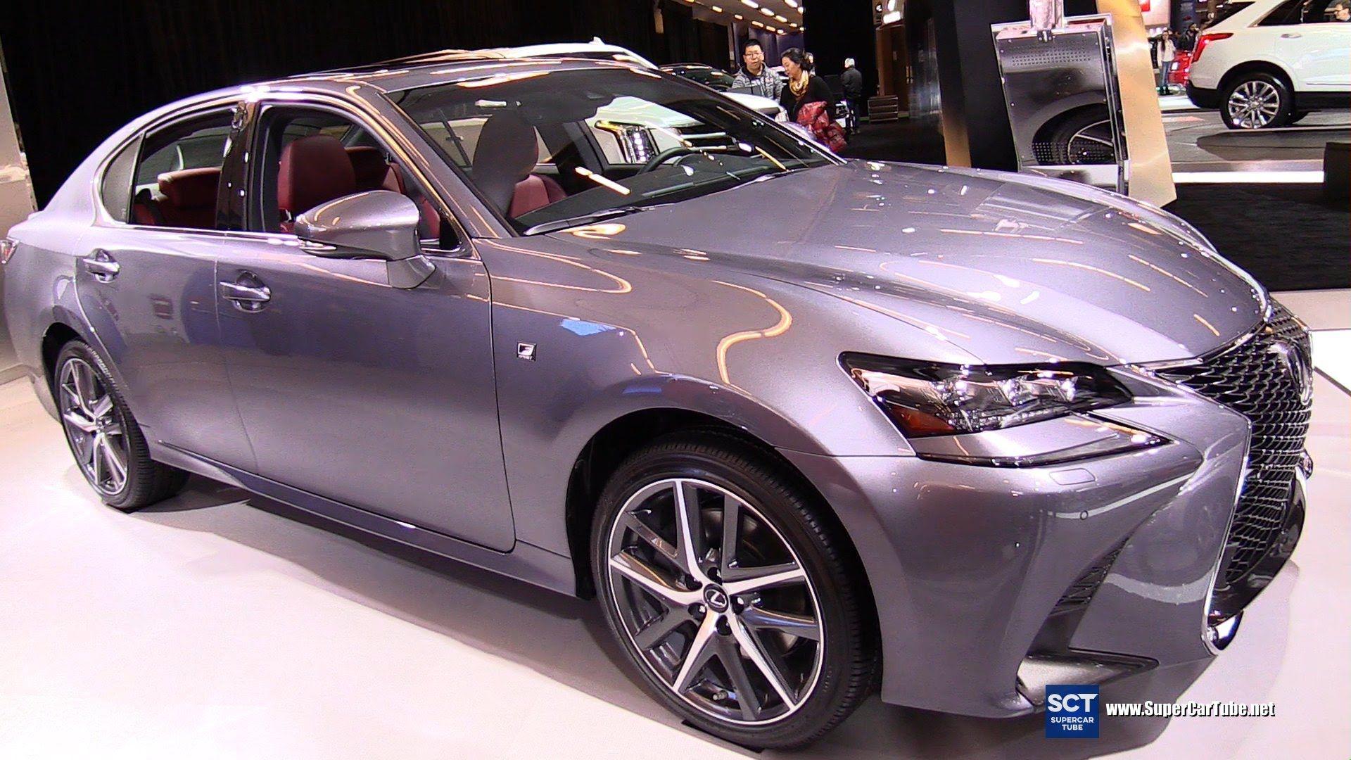 2016 Lexus Gs 350 F Sport Awd Exterior And Interior Walkaround 2016 Montreal Auto Show Lexus Europe Car Awd
