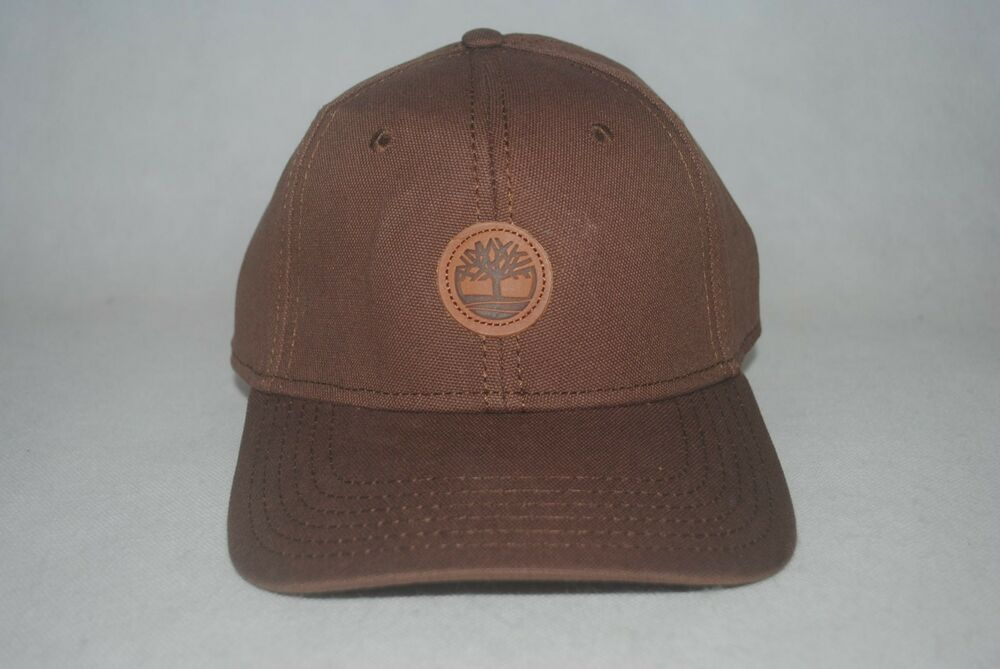 1a668d25 New Timberland Men's Brown Baseball Hat Leather Patch Canvas Cap Adjustable  OSFM #fashion #clothing #shoes #accessories #mensaccessories #hats (ebay  link)
