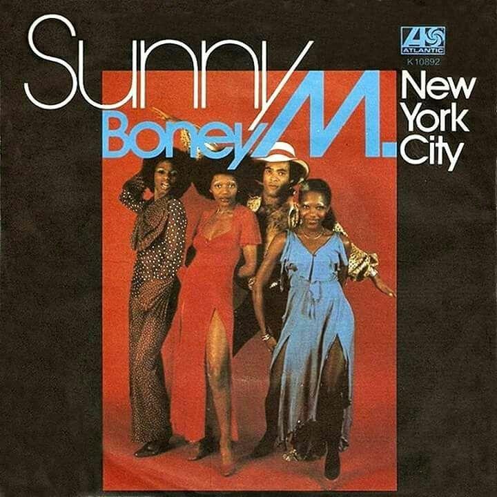 Boney M Sunny Boney M Babylon Lyrics Disco Music