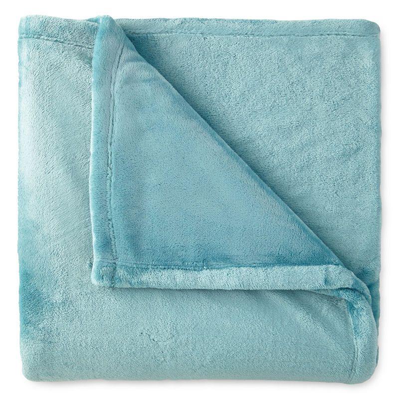 Royal Velvet Silk Touch Blanket Silk Touch Velvet Blanket