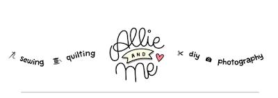 Allie and me design