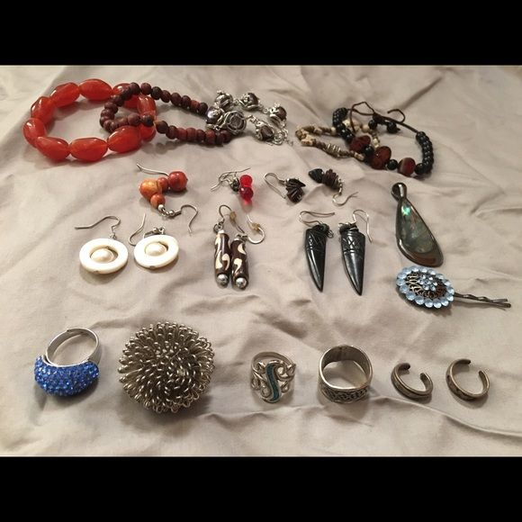 Spotted while shopping on Poshmark: Jewelry Lot! #poshmark #fashion #shopping #style #Accessories