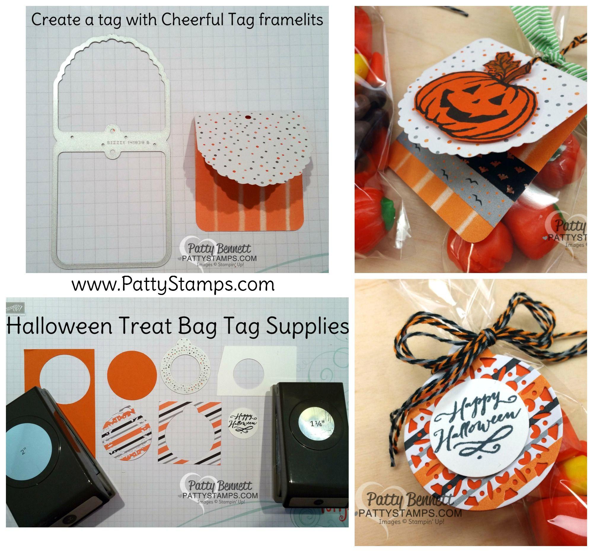 halloween favor tag ideas