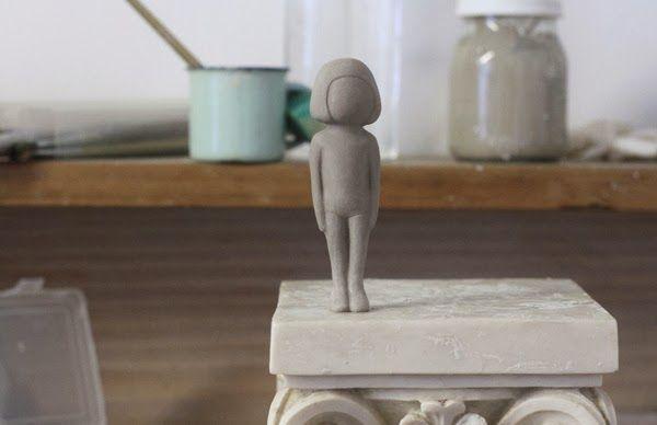 María Allemand ceramics @STU www.smilingtounlock.com