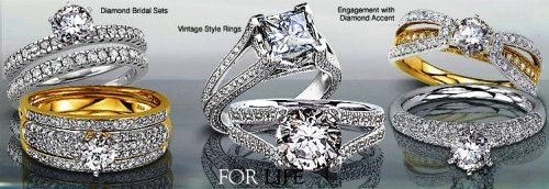 JewelryByAlexis.com : Bridal Sets - Diamond Bands Engagement Rings Alexis Signature Bridal Sets Custom Designs Diamond Pendants Diamonds & Gem Rings Wedding Bands His & Hers Bands Tungsten.