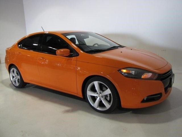 The 2013 Dodge Dart Limited in El Paso is striking