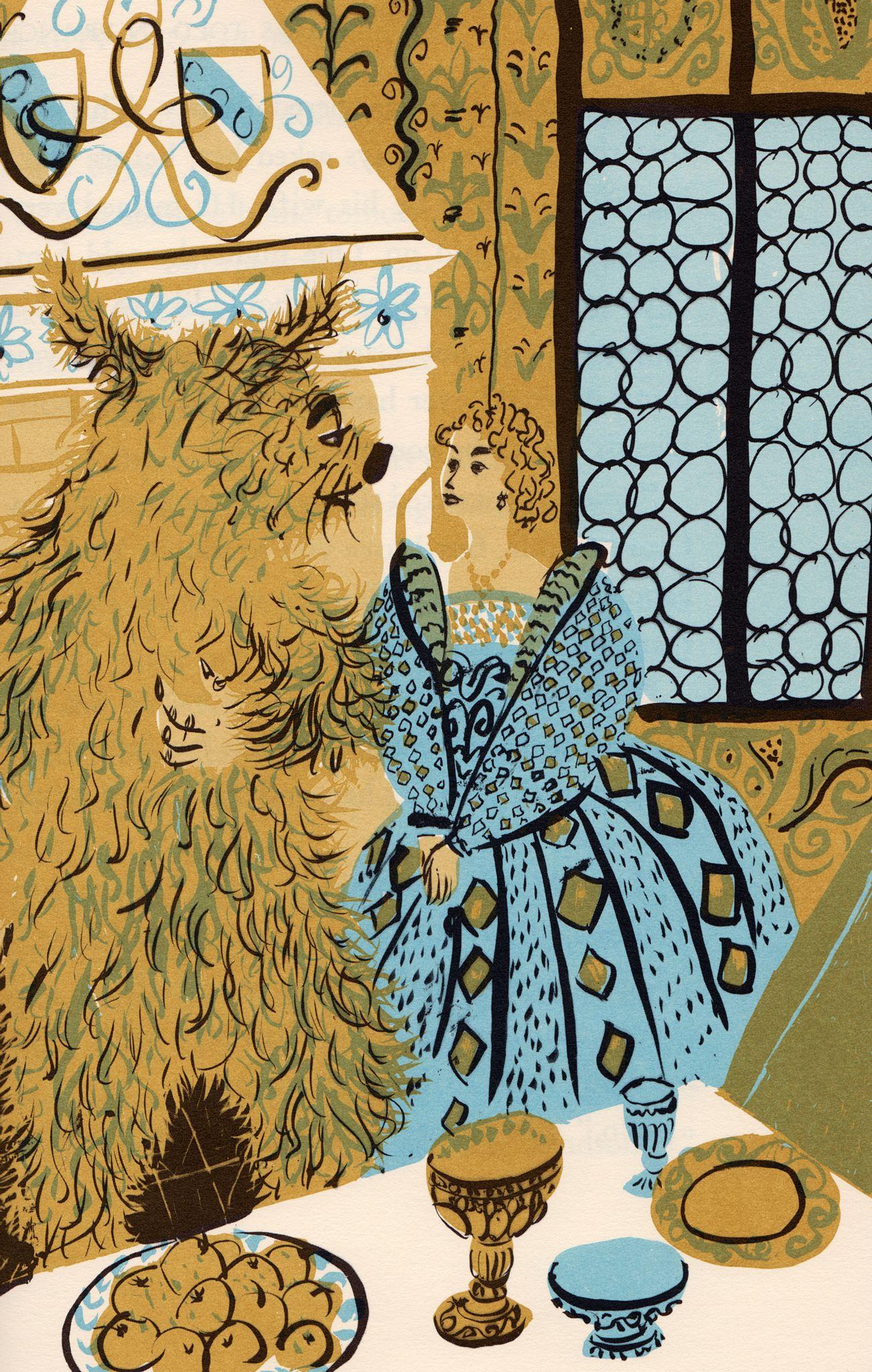 Roger Duvoisin | Иллюстрации, Сказки, Картинки