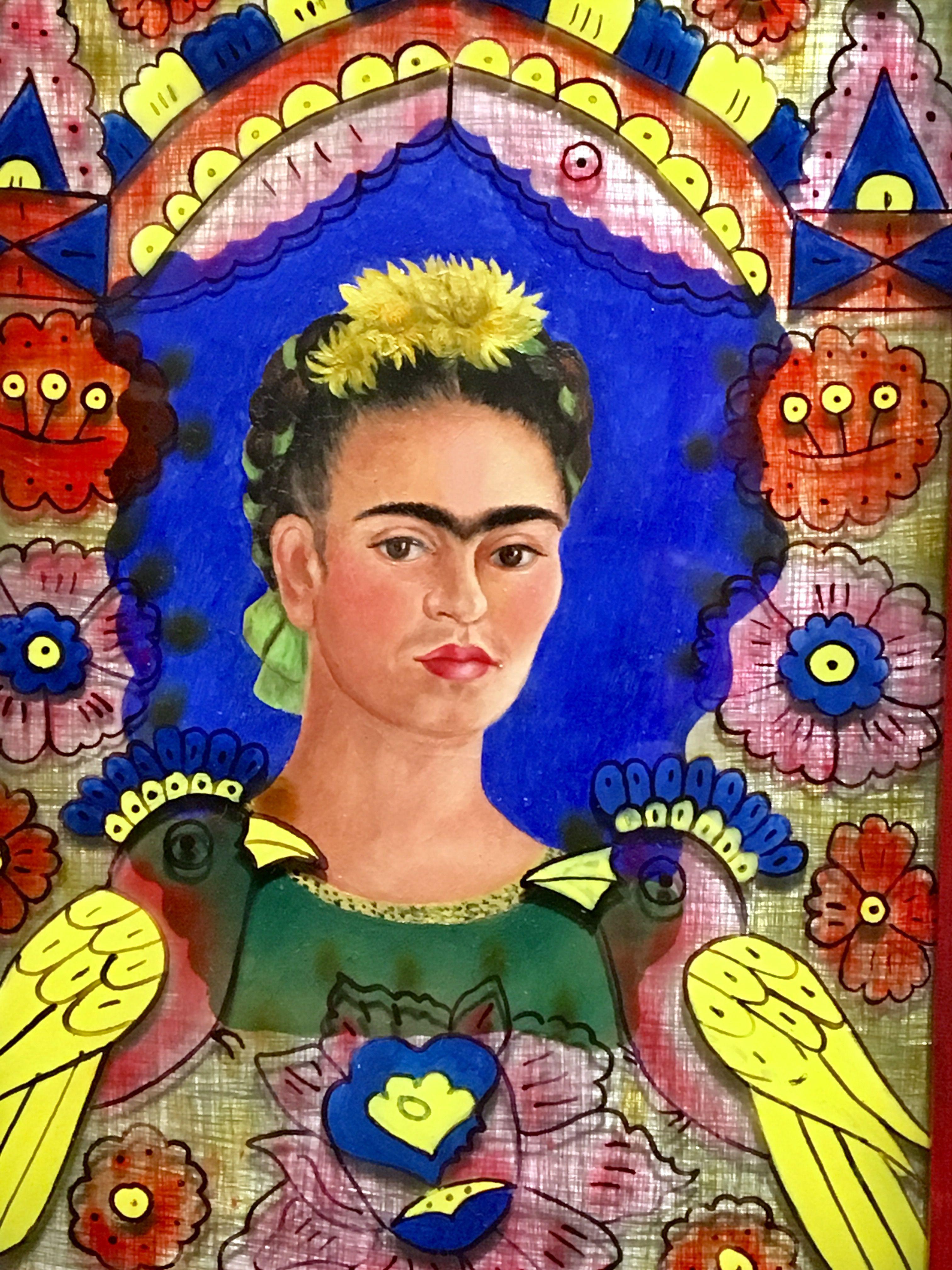 Frida Kahlo Le Cadre