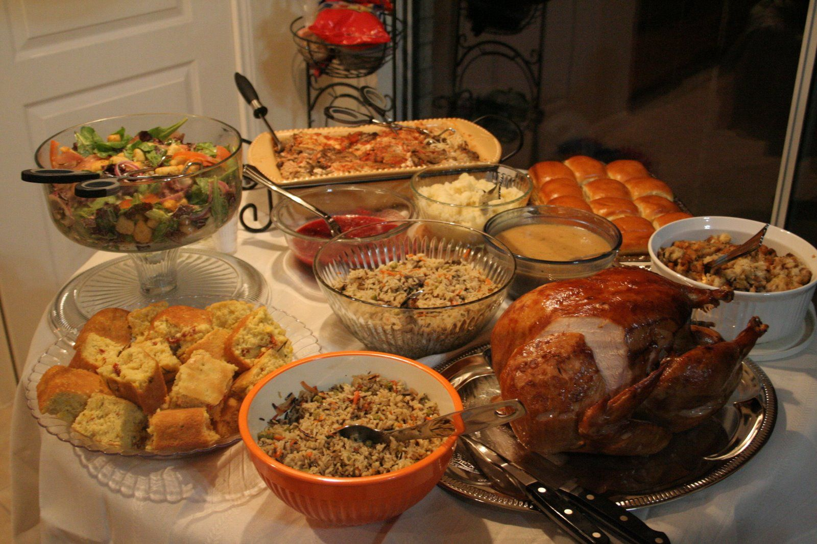 Thanksgiving Diner Thanksgiving Pinterest Thanksgiving