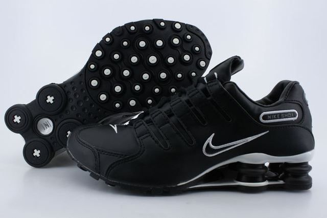 hot sale online 276fc 06118 mens nike shox,black nike shox,nike shox for men,Mens Nike Shox NZ Black…