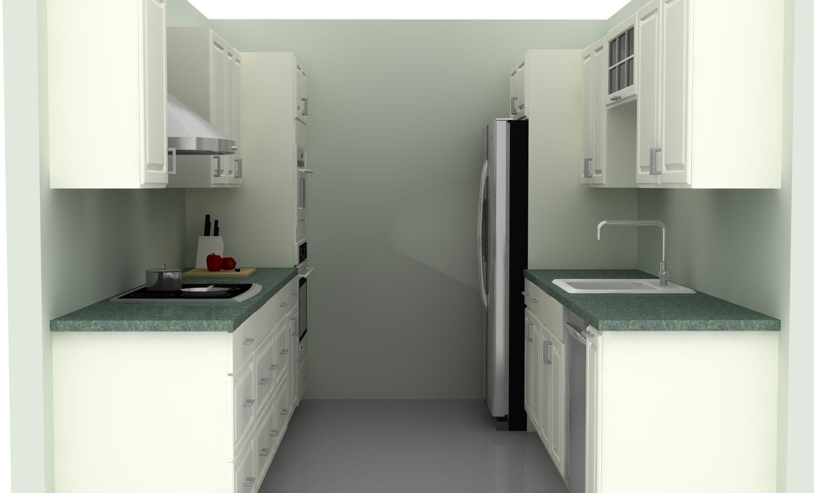 Design Kuche Kleiner Raum Kleine Offene Kuche Pantry Kuche Ideen
