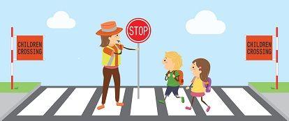 Safe Kids Cartoon Tim Với Google Cartoon Kids Self Driving Kids Safe