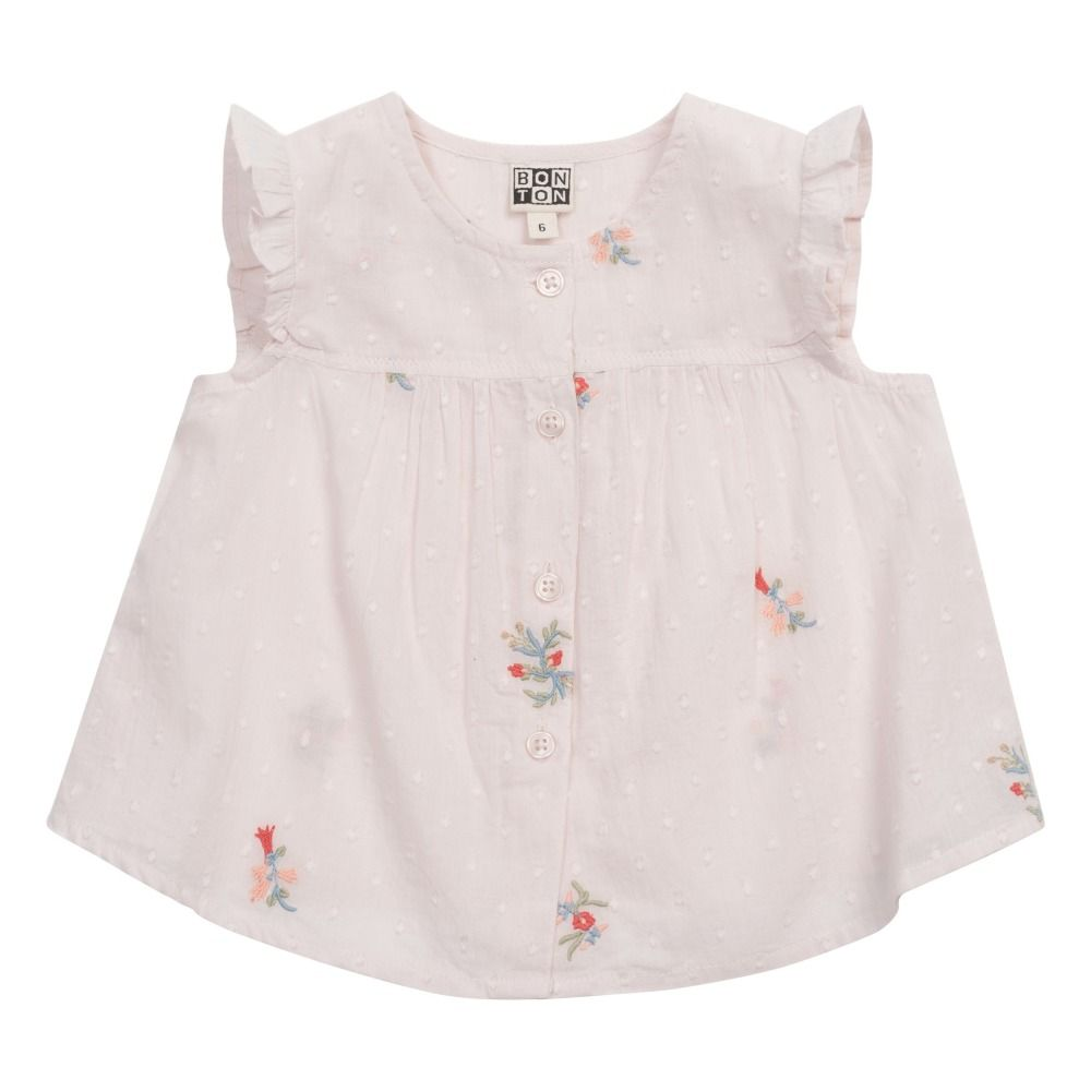 aa8304484 Nico blouse Pale pink | Children's Wear | Blouse, Pale pink og Pink