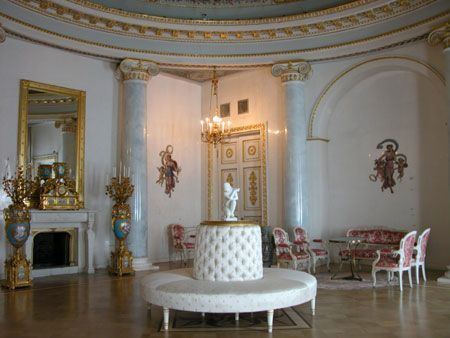 Yusupov Palace interior - Google Search