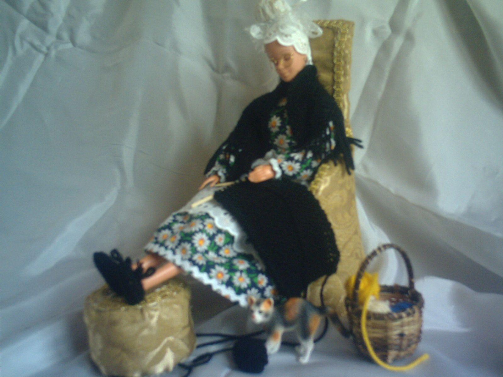 il riposo di nonnina
