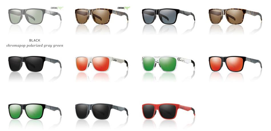 Smith Optics Chrome Pop Sunglasses Lowdown
