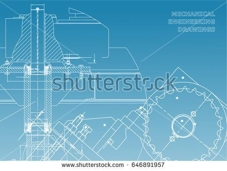 Engineering backgrounds mechanical engineering drawings cover mechanical engineering drawings cover technical design blueprints blue and malvernweather Gallery