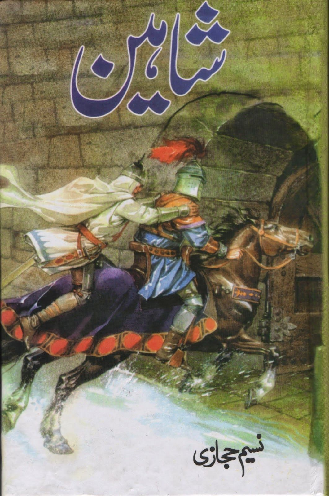 Shaheen Novel Pdf