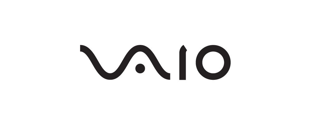 Sony's sub-brand VAIO's logo consists of representations