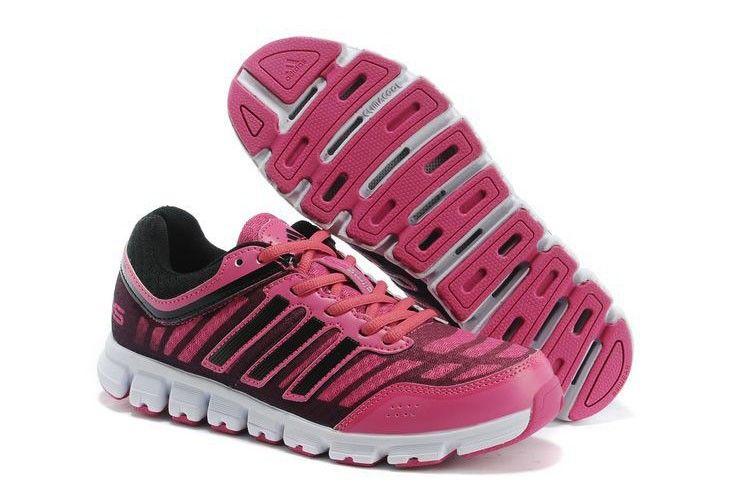 buy popular b727a bec67 Adidas Climacool Aerate V6 Pink Sort Dame | Adidas | Adidas ...