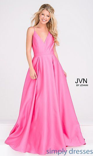 Dresses, Formal, Prom Dresses, Evening Wear: JO-JVN-JVN48791
