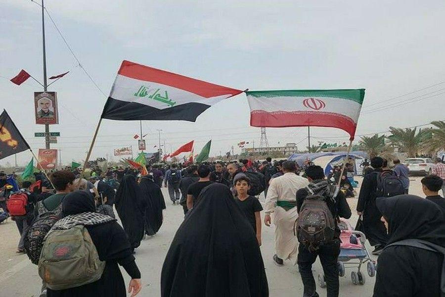 اكثر من مليون ونصف الميلون زائر اجنبي دخلوا الاراضي العراقية