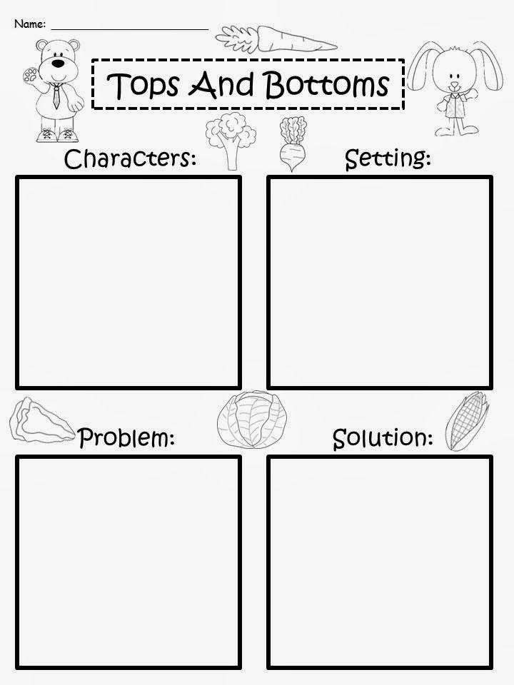 Park Art My WordPress Blog_Tops And Bottoms Book Summary