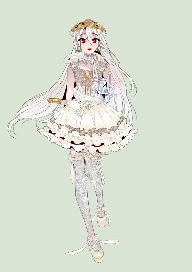 By Minnoux On Deviantart Character Design Character Art Cute Characters