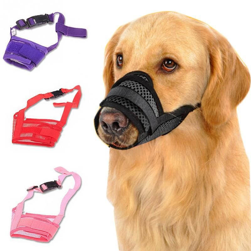 Pet Dog Mouth Cover Ch0012 Dog Muzzle Dog Training Pet Dogs