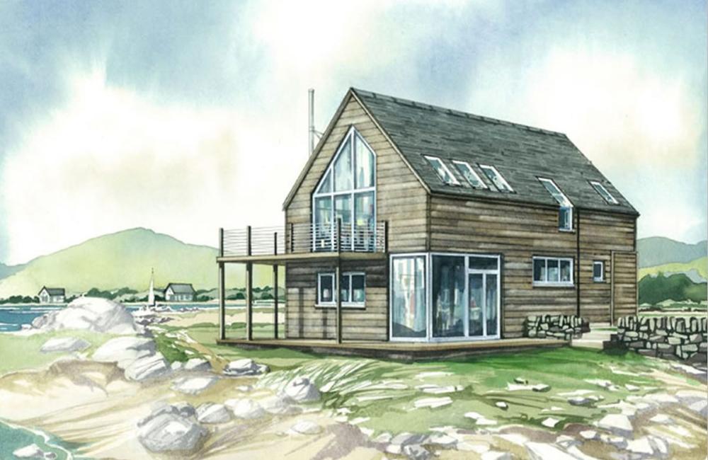 Lovaig Scotframe Timber Frame Homes